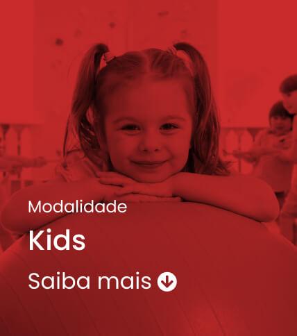 Modalidade Kids na ASGYM Academia de Ginástica Artística em Vitória – ES