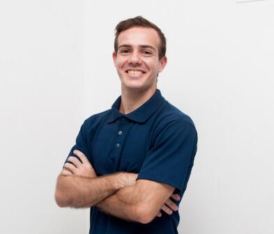 Tharik Arnous | Professor de Iniciação ao Alto Rendimento na Academia de Ginástica Artística ASGYM em Vitória – ES