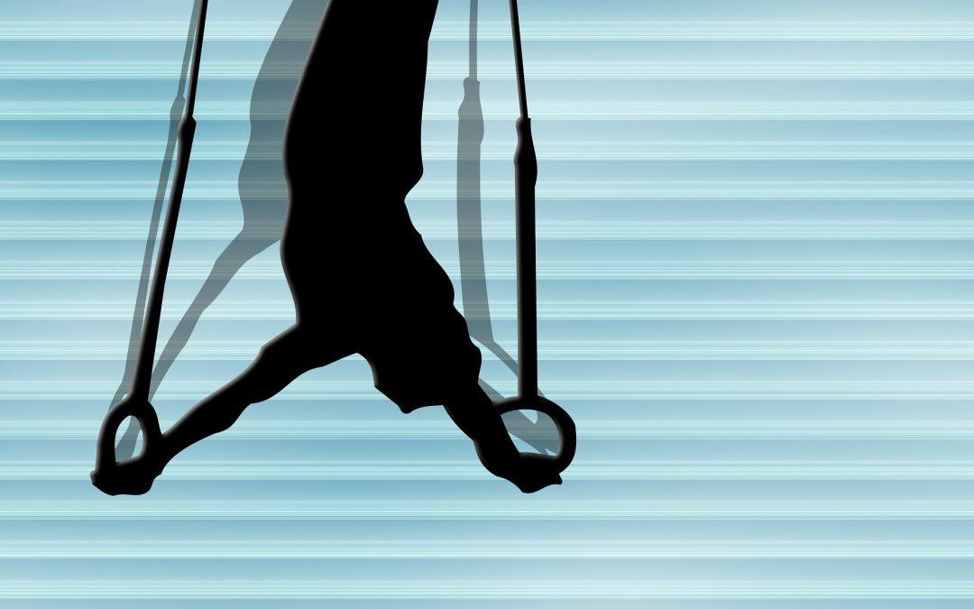 Exercícios aéreos na ginástica artística | O que são